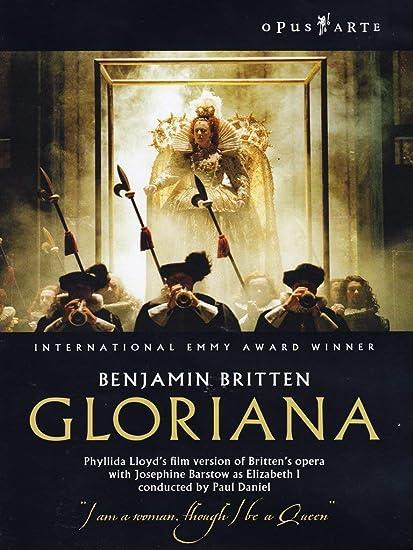 Amazon in: Buy Britten: Gloriana [DVD] [Opus Arte OA0955D] [2000] by