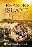 img - for Treasure Island (Large Print) book / textbook / text book