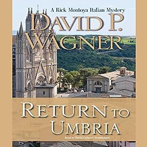 Return to Umbria Audiobook