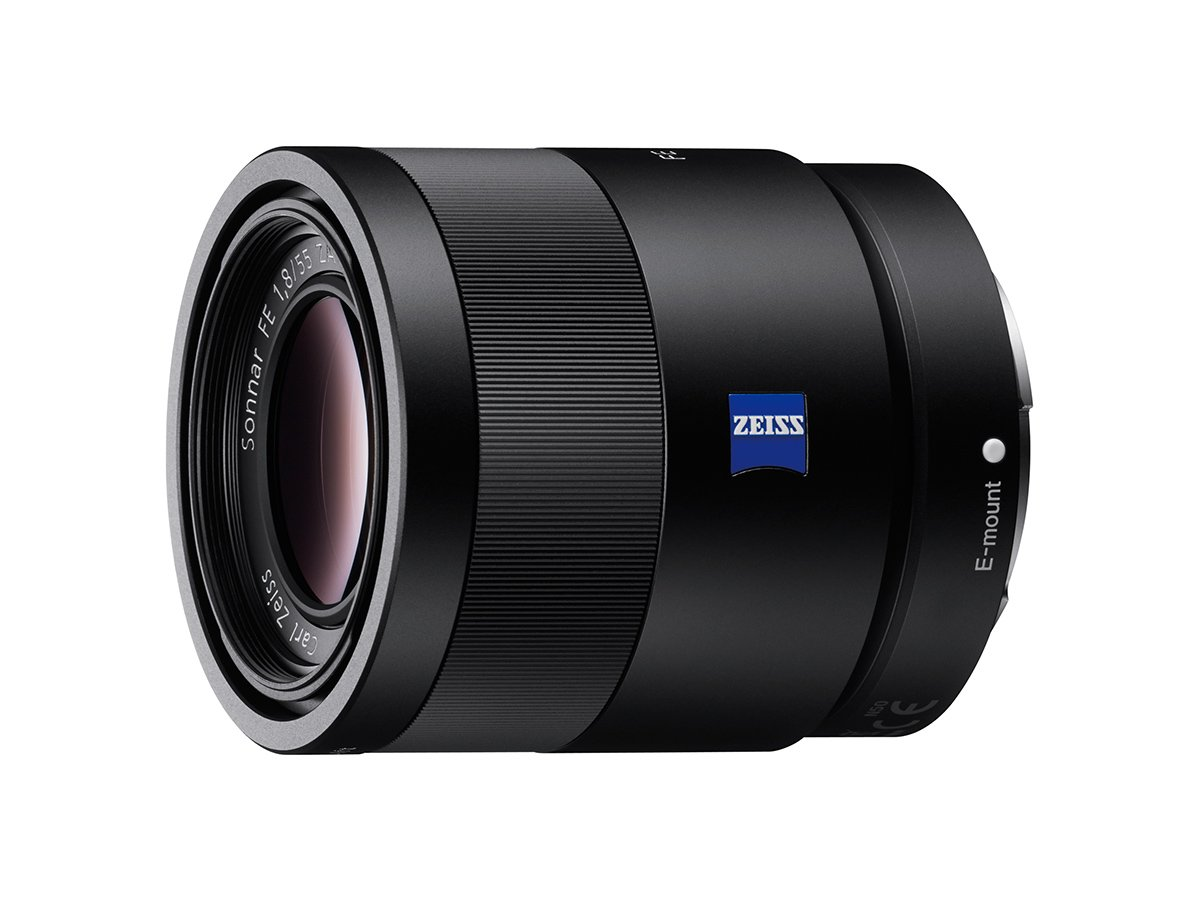 Sony 55mm F1.8 Sonnar T FE ZA Full Frame Prime Lens - Fixed by Sony
