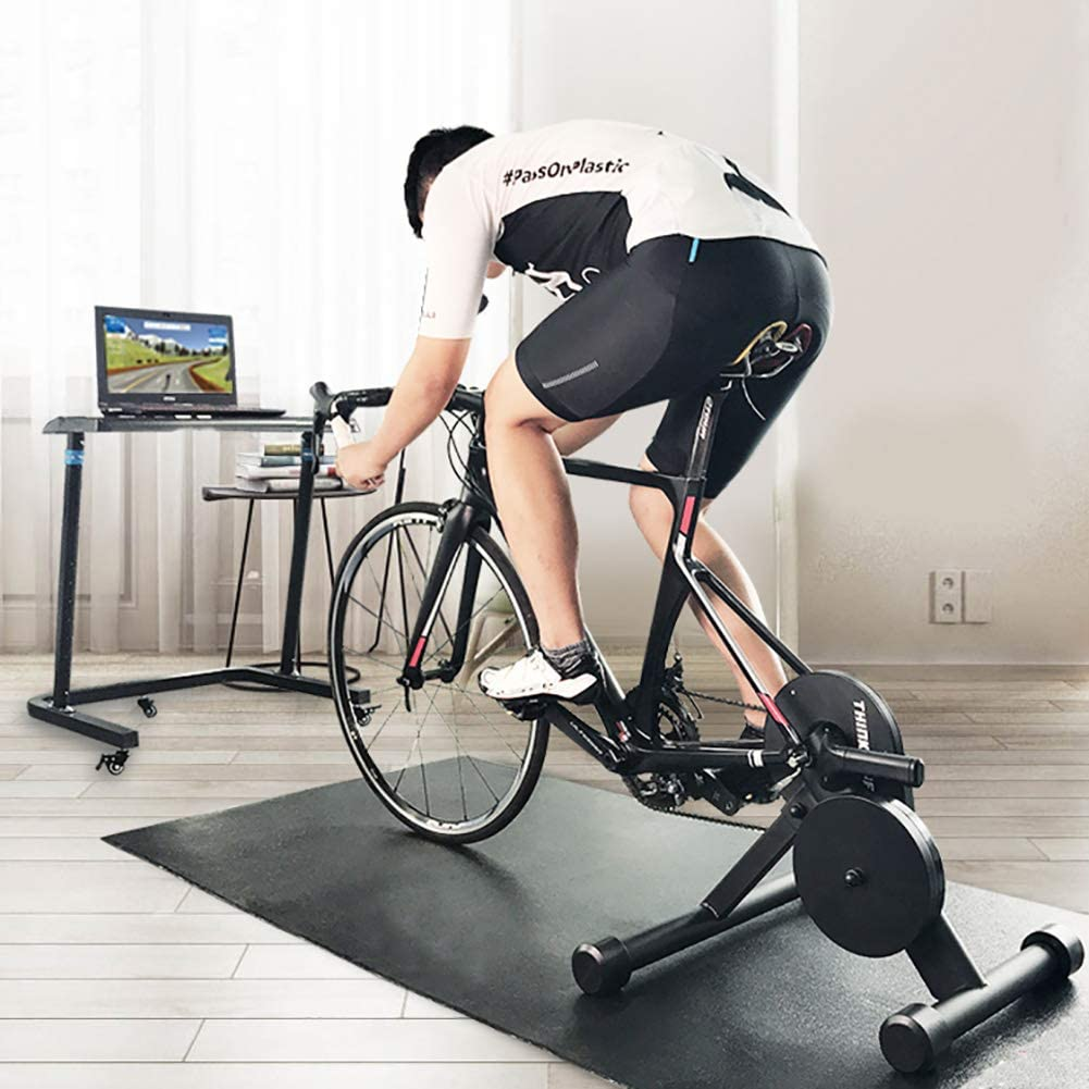 GSTARKL Bicicleta Smart Trainer, transmisión por Cadena Directa ...