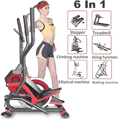 YourBooy Elliptical Trainer Home Gym