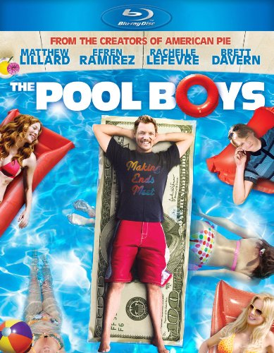 The Pool Boys [Blu-ray]