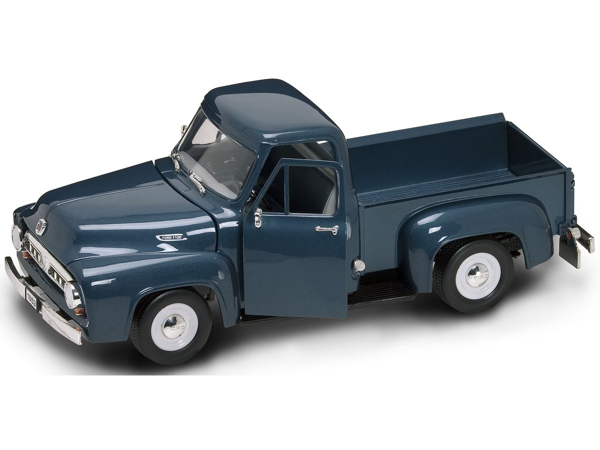 Amazon com yat ming scale 118 1953 ford f 100 pick up truck toys games
