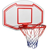 Generic o-1-o-4564-o et /& BA baloncesto aro cl aro montado en la pared Ed Bask Heavy Duty profesional e pared Red y Tablero ional F tama/ño completo NV /_ 1001004564-nhuk17//_ 1566