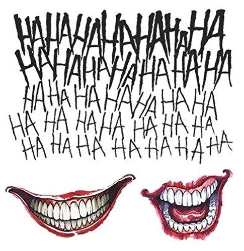 Joker Tattoo Kit ()