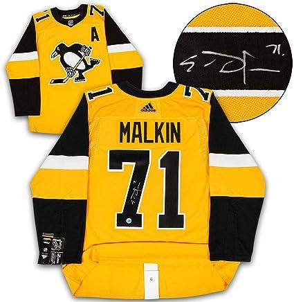 penguins yellow jersey