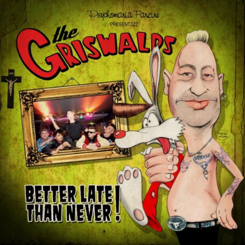 Better Now Mp3 Song Download: Amazon.com: Better Late Than Never! [Explicit]: Griswalds