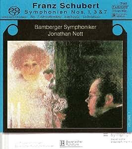 Symphonies Nos. 1 3 & 7 'unfi