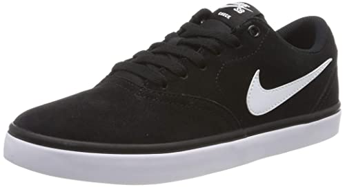 official shop price reduced on feet images of Amazon.com: Nike Sb Check Solarsoft Skate Mens Style: 843895 ...