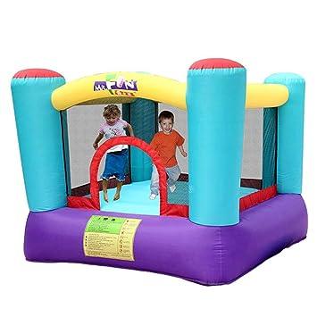 WJSW Castillos hinchables Zona de Juegos Familiar para niños Juego ...