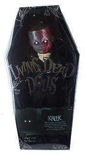 Living Dead Dolls Series 31 Kreek 10.5 Doll by Living Dead Dolls Mezco Toyz SG_B01FZUDWLS_US