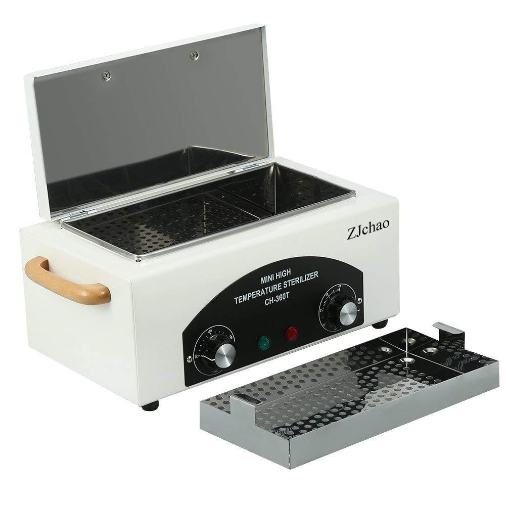 Esterilizador de calor Autoclave con temporizador Manicure Peluquería
