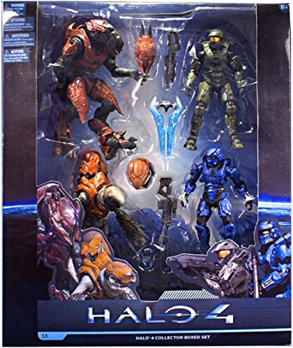 McFarlane Toys Halo 4 Collector Box Set Target Exclusive