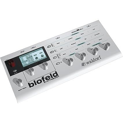 Waldorf Blofeld Desktop Synth Module Silver