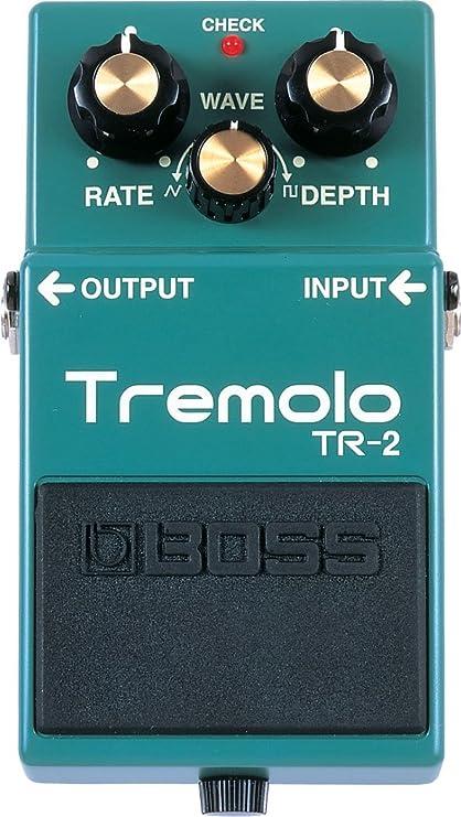 Boss TR-2 TR2 TR 2 Tremolo Guitar Effects Pedal KNOB SET