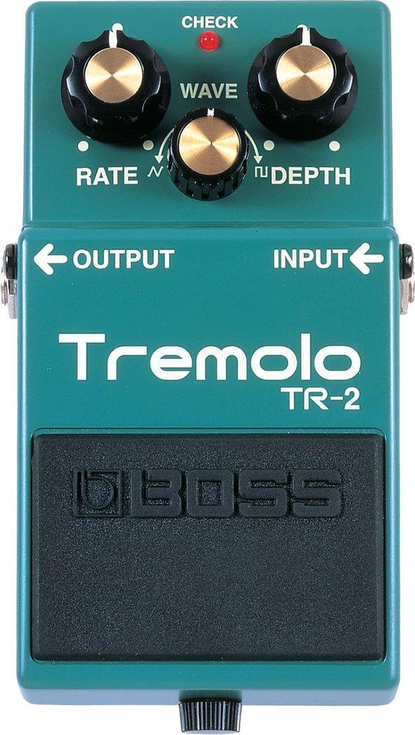 B0002CZVHI BOSS TR-2 Tremolo Guitar Pedal (TR2) 616CDnLXATL._SL1050_