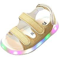 LED Sandalias de Verano Xinantime Zapatos Deportivos