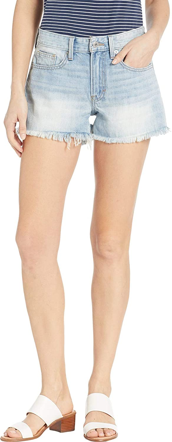 French Lucky Brand Womens Low Rise Boyfriend Short in French Shorts