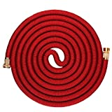 25FT/50FT Durable Garden Hose Expandable Magic Flexible Water Hose for Car Water Pipe Plastic Hoses Pipe to Watering Garden