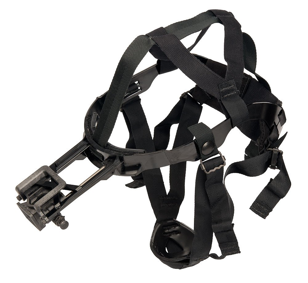 Superior Tactical Night Vision Head Mount Assembly for PVS-7, PVS-14, 6015, 6010, PVS-18 NVG NVD by Superior Tactical