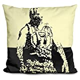 LiLiPi Bane Decorative Accent Throw Pillow