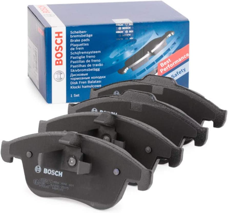Bosch BP1324 Jeu de 4 plaquettes de frein