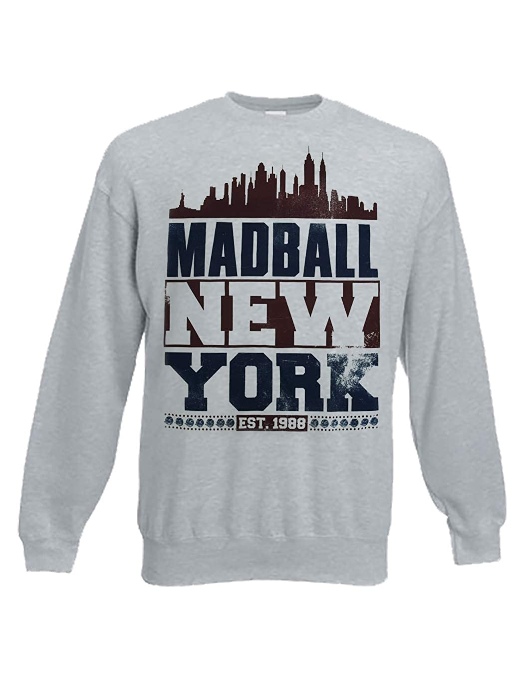 Madball - New York Langarmshirt