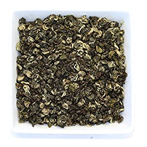 Tealyra - Jade Snail Spring - Bi Luo Chun - Green Loose Leaf Tea - Most Known Chinese Green Tea - Organically Grown - 220g (8-ounce)
