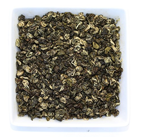 Tealyra - Jade Snail Spring - Bi Luo Chun - Green Loose Leaf Tea - Most Known Chinese Green Tea - Organically Grown - 110g (4-ounce)