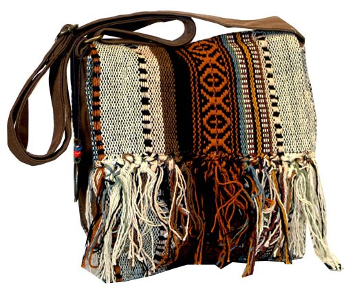 Bag Sandstone Boho Shoulder Southwest Crossbody qw4xB6pfI