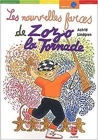 Zozo la Tornade : Les nouvelles farces de Zozo la Tornade par Astrid Lindgren