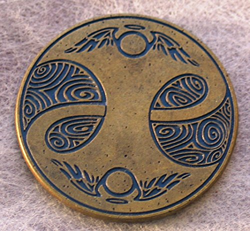Guild Seal Coin from Fable III Limited Collector's Edition Set REPLACE LOST (Seal Coin Set)