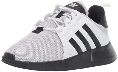 adidas Originals X_PLR Unisex Kinder Jungen, Schwarz