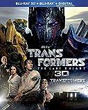 Transformers: The Last Knight [3D Blu-ray + Blu-ray + Digital HD]