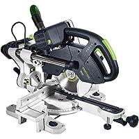 Festool 561685 Sliding Compound mitre Saw KS 60 E GB 110V KAPEX, 110 V, Multi-Colour