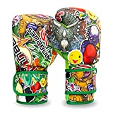 Sanabul Sticker Bomb Adult Boxing Kickboxing
