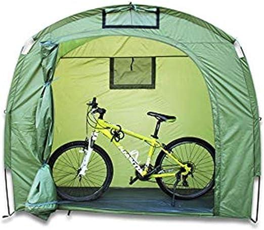 DSRC Tienda al Aire Libre Cubierta Protectora para Bicicletas ...