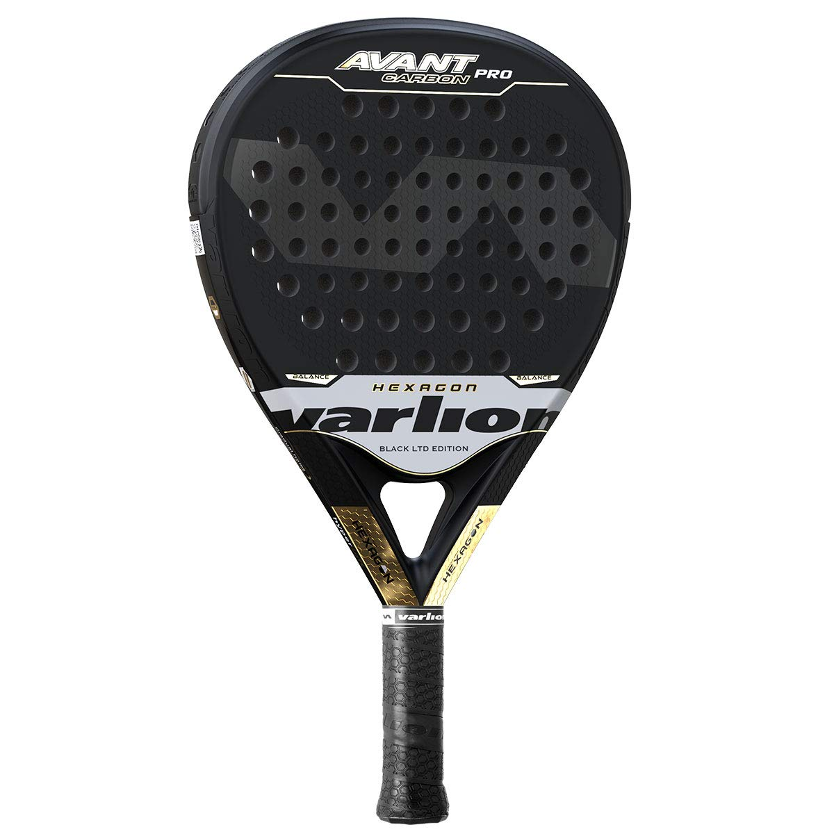 Varlion Avant Hexagon Carbon Pro Black LTD Edition Palas ...