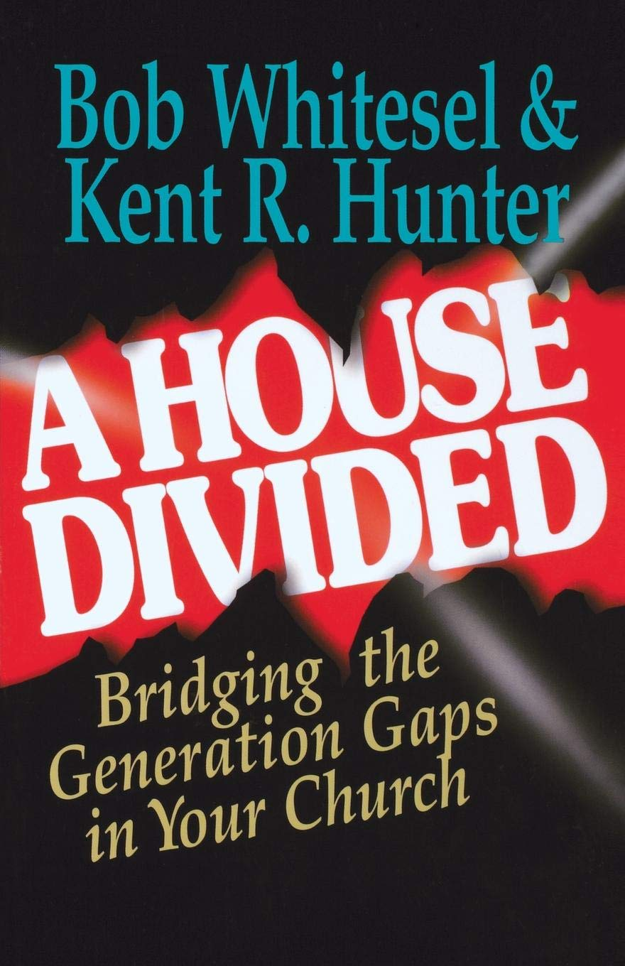 Download A House Divided: Bridging the Generation Gap in your Church pdf epub