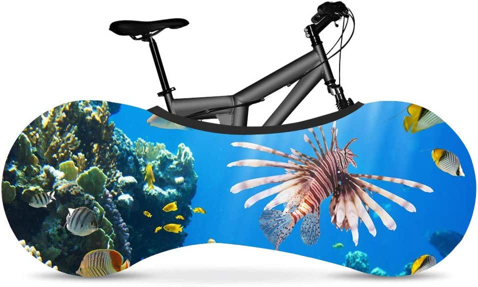 Bicycle Wheel Cover for MTB Road Bike CNC Bike Cover Indoor
