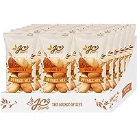 Original Quality Outback Mix By JC's Quality Foods - Premium Cashews, Almonds, Peanuts & Macadamia Mix, Healthy Energy…