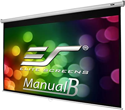 Elite Screens Manual B 100