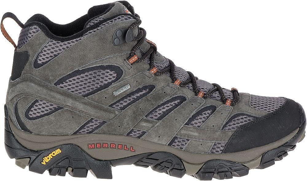 Merrell Moab Moab Moab 2 Mid Gore-Tex LTR Wasserdichte Herren Schuhe Wanderschuhe, Farbe  Pecan J18419 bd8821