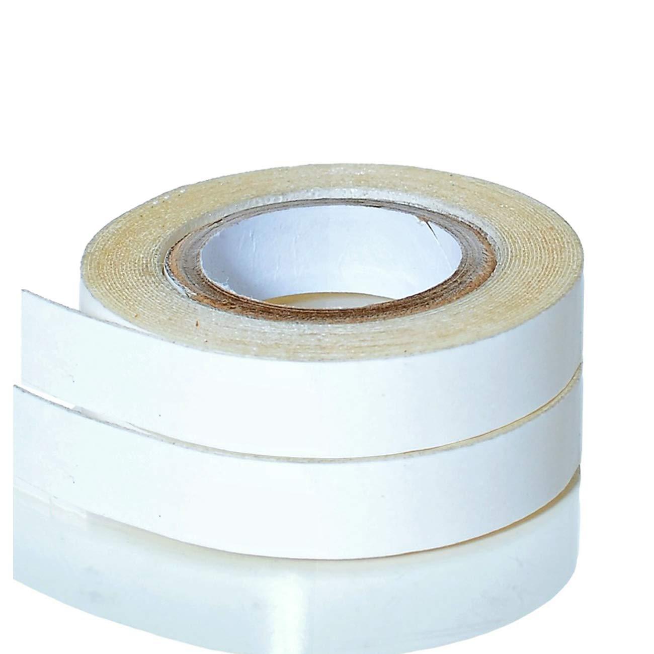 Klebeband Ersatztape fü r Tape Extensions | Neuste Klebekraft Formel | Doppelseitige Kleberolle Transparent - 2 Rollen LCP Hairproducts