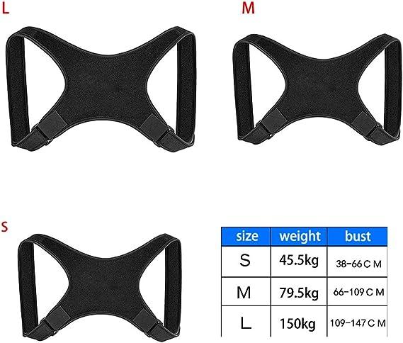 Ceinture De Correction De Posture Chou 1pc Sangle Musculation