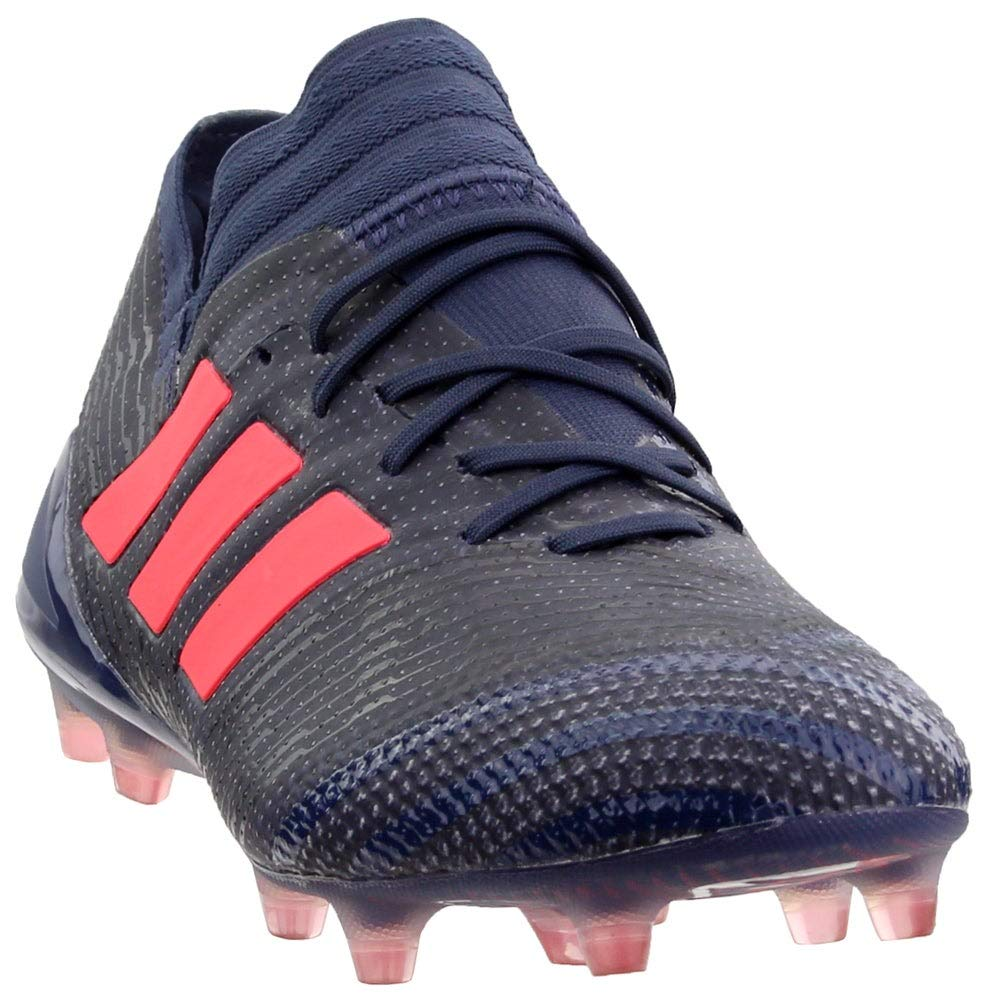 adidas Womens Nemeziz 17.1 Firm Ground Soccer Casual Cleats, Blue, 7 by adidas