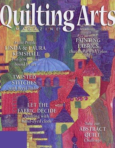 Quilting Arts: Amazon.com: Magazines : quilt art magazine - Adamdwight.com