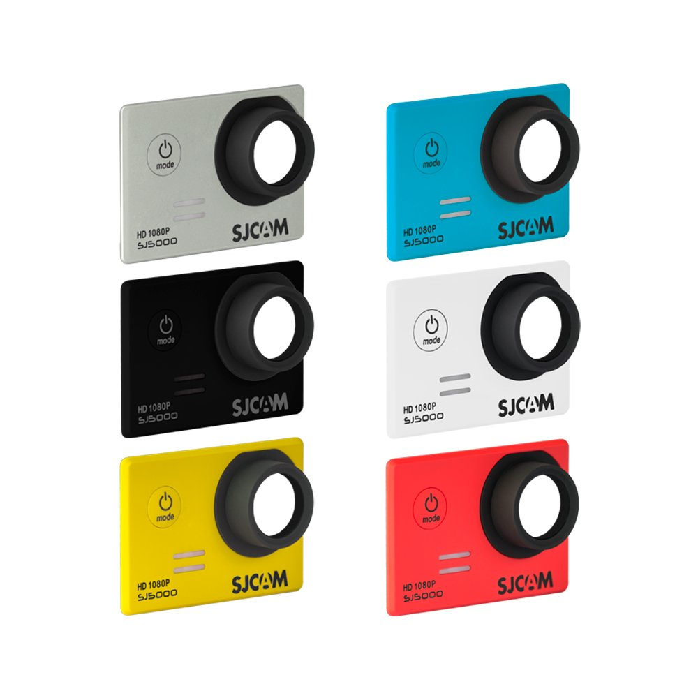 SJCam SJ-6COL-5000 - Kit Original SJCAM de 6 Carcasas ...