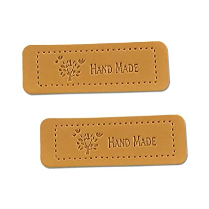 1a93712a7c72 Amazon.com: Xennos Life Tree Hand Made Leather Patch for Clothing ...
